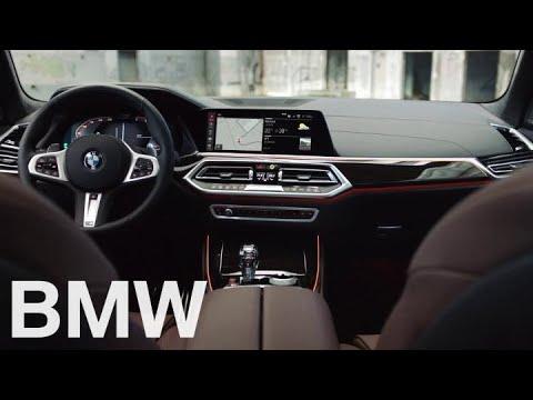 Bmw X5 G05 Кроссовер класса J - рекламное видео 1