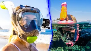 6 Best Full Face Snorkel Masks In 2020