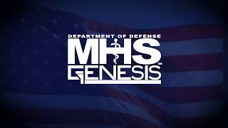 Moments in Military Medicine: The Genesis of MHS GENESIS