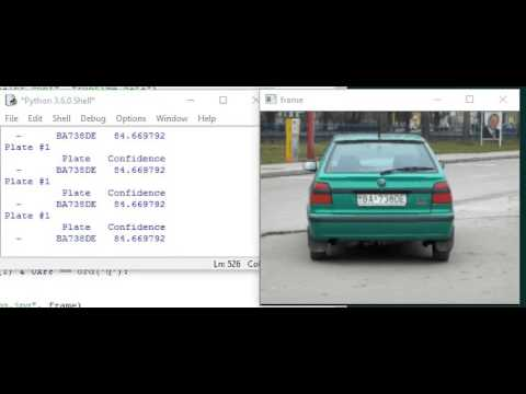 Automatic Number Plate Recognition (Python) | Punkisnail