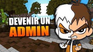 DEVENIR ADMIN D'UN DES SERVEURS MINECRAFT LES PLUS CONNUS EN FRANCE ! NEXION - ADMIN SERIES