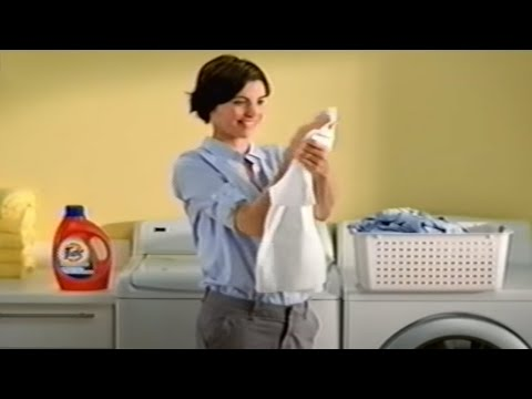 Tide Commercial for Tide Coldwater (2009) (Television Commercial)