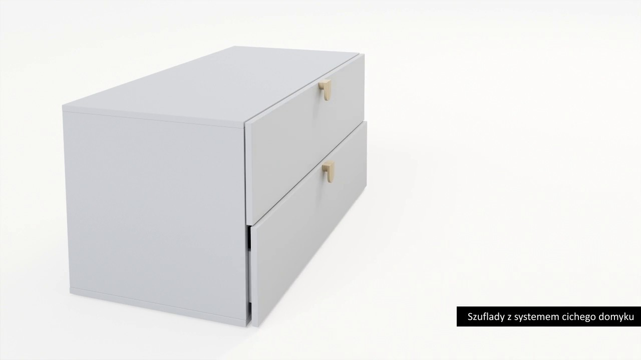 Stige Modular Low Chest of Drawers