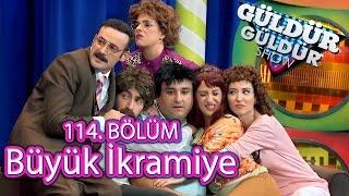 Güldür Güldür Show 114. Bölüm, Büyük İkramiye Skeci
