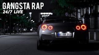 Смотреть онлайн Радио: Черный рэп + басы (Bass Boosted, Rap music)