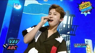 [HOT] VAV - ABC(Middle Of The Night), 브이에이브이 - 에이비씨 Show Music core 20170722