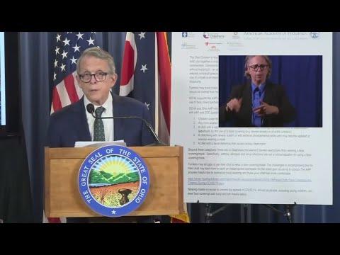 Gov. Mike DeWine postpones Thursday coronavirus press briefing due to President Trump visit