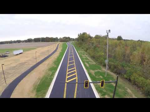 Park Construction: New Road