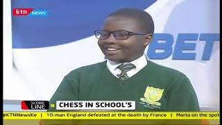 Chess in schools | #KTNScoreline