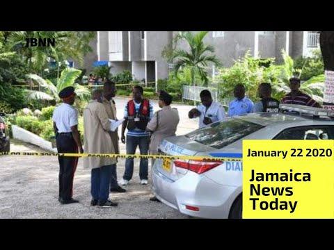 Jamaica News Today January 22 2020/JBNN