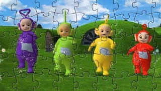 Teletubbies New Super Puzzle Games for Kids