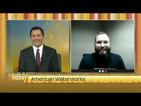 North Dakota Today Interview with one of our Foremen, Corey