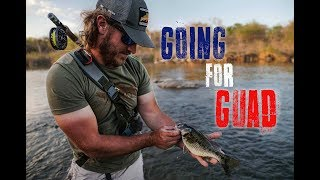 Going for Guad 4K | Fly Fishing for Guadalupe Bass on the Llano River