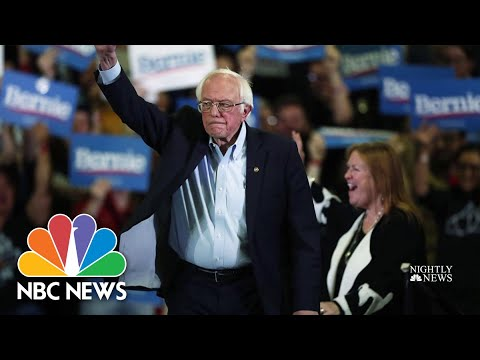 Bernie Sanders Wins Nevada Caucuses | NBC Nightly News