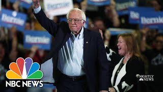 Bernie Sanders Wins Nevada Caucuses | NBC Nightly News