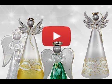 Andělský svícen přinese nádhernou atmosféru do každého domu.