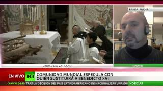 Corrupción en el Vaticano