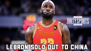 Lebron James Sold Out to China