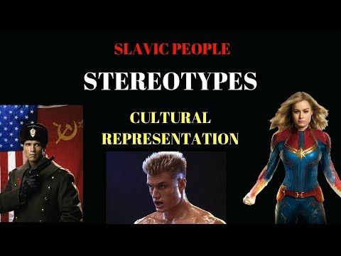 Slavic Stereotypes and Minority representation in Western Media - An Eastern European Critique