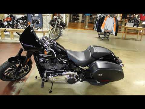 2018 Harley-Davidson Sport Glide® in New London, Connecticut - Video 1