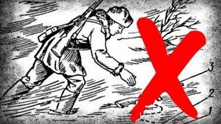 Какие Ловушки Оставляли Немцы Советским Солдатам?