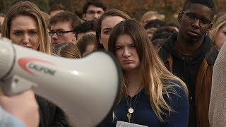 Conn students rally against gun violence