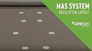 MAS System Insulation Layout