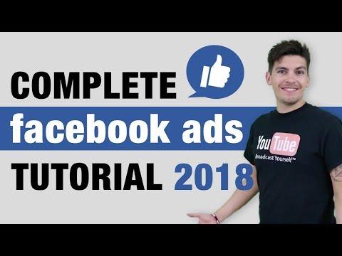 Complete FaceBook Ads Tutorial 2019 - MASTER FaceBook Ads in ...