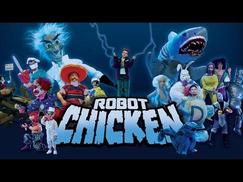 Top 10 Original Robot Chicken Characters