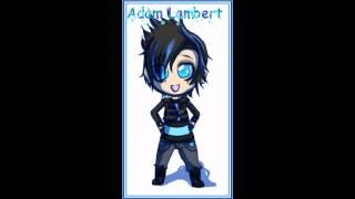 Kickin in Nightcore Adam Lambert
