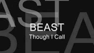 BEAST - Though I Call (LYRICS)