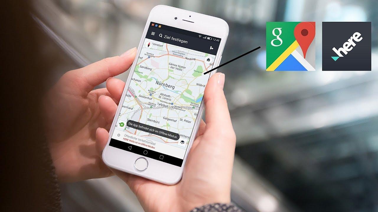 Offline-Navigation für Android-Smartphones – App-Vorstellung