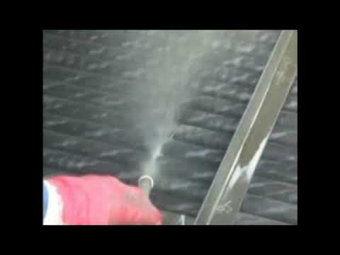 Air Cooled Condenser Fins Cleaning Services