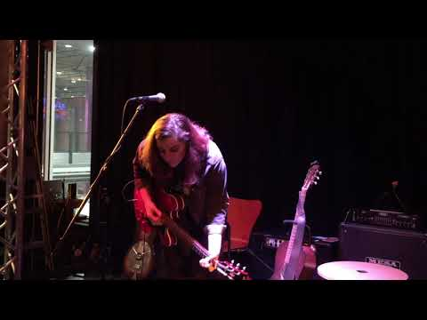 Performing at Lagunitas singer/songwriter night last January