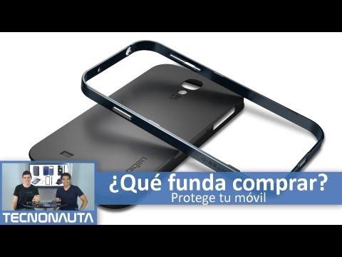 Mejores Fundas para Smartphones: Tipos de Carcasas para Telefonos Móviles