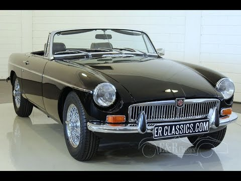 Video of '72 MGB - MEAC