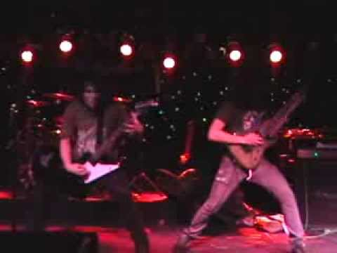 Malitia - Live at The Rock - Part 6 - Daze of Abuse