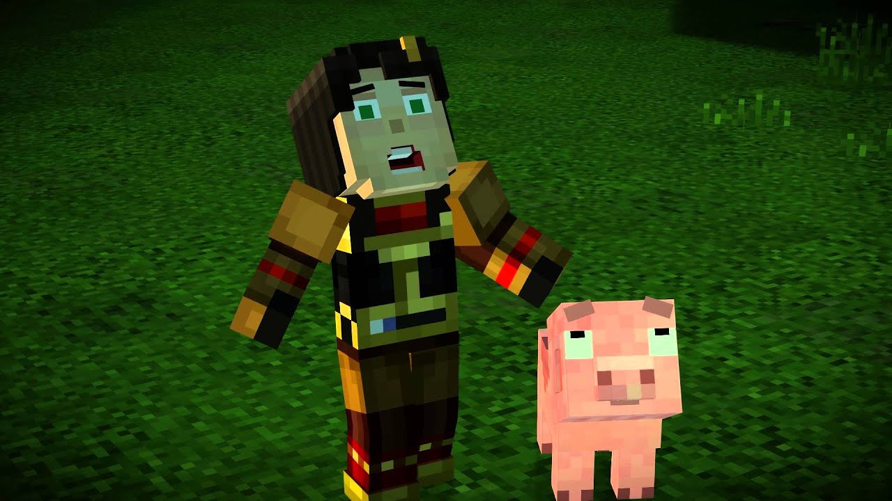 Video forMinecraft: Story Mode – Episode Four and Windows 10 Arrival