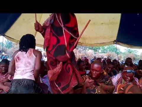 Sterkspruit Basotho Initiates - Tsa Ntate Mohlomi Day 2 Part 4