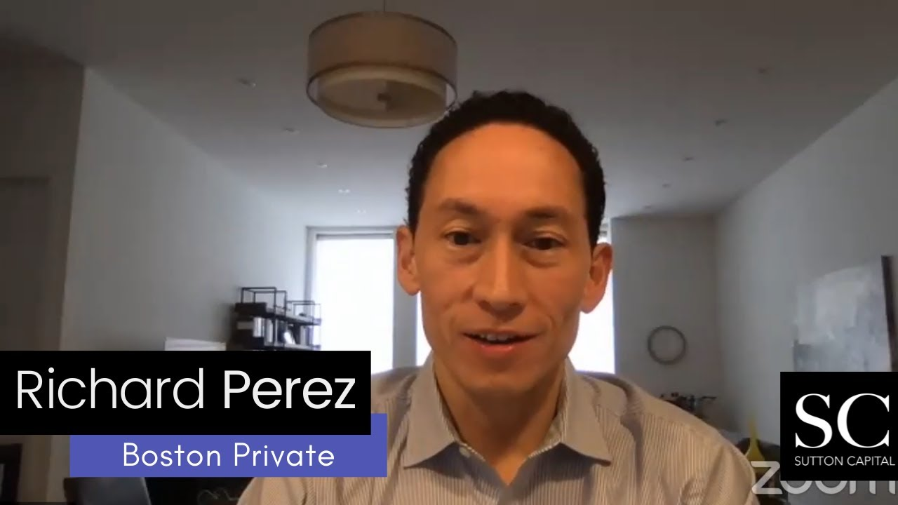 Richard Perez: Boston Private , Soros Family Office