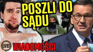 Państwo Polskie POZWANE! Polacy mają DOŚĆ masowych K̳R̳A̳D̳Z̳I̳E̳Ż̳Y̳ | WIADOMOŚCI