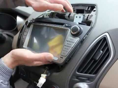 Download uniway  how to install car dvd  for hyundai ix35 Tucson gps player car stereo gps navigation HD Mp4 3GP Video and MP3