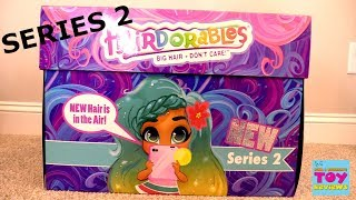 Hairdorables Series 2 Huge Surprise Present Blind Box Doll Unboxing Toy Review   PSToyReviews