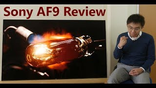 Sony AF9/ A9F Master Series OLED TV Review