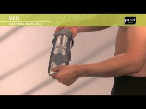 Push Braces | med Ellenbogenbandage