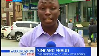 Safaricom staff, JKUAT student arrested over SIM card fraud