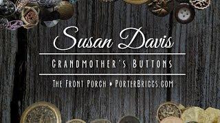 Antique Button Jewelry - Susan Davis