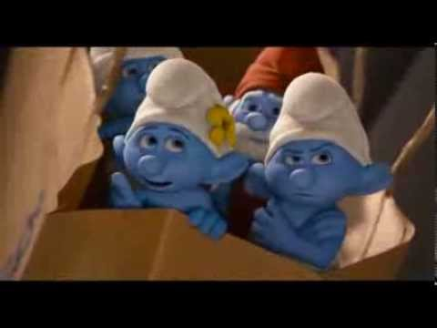 The Smurfs 2 Commercial