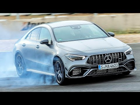 2020 Mercedes AMG CLA 45 S 4MATIC+ - Fun to Drive Compact Sports Car