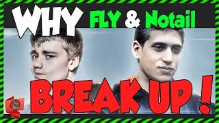 THE BrEAk uP of n0tail and FLy ExplAiNeD l EG is the NEW OG?? l tHE sTORY OF tEAM OG